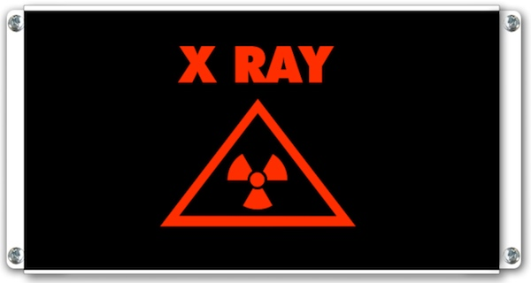 afficheur x-ray